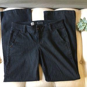 Level 99 Samantha classic wide leg trousers 28